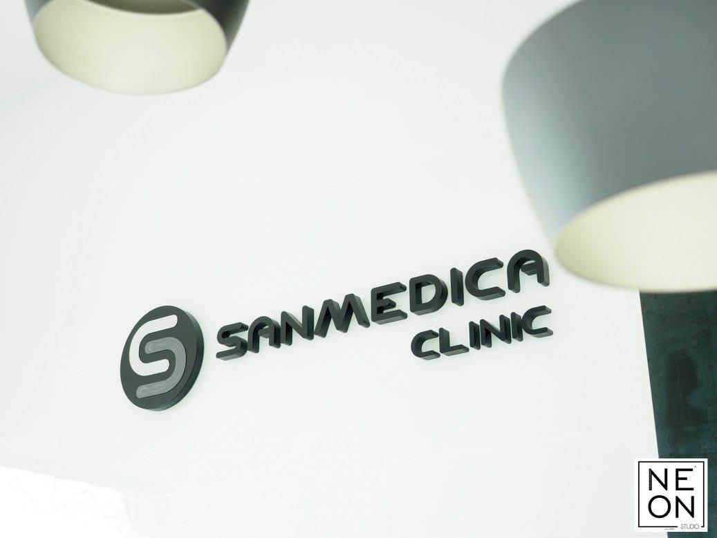 sanmedica logo 3d